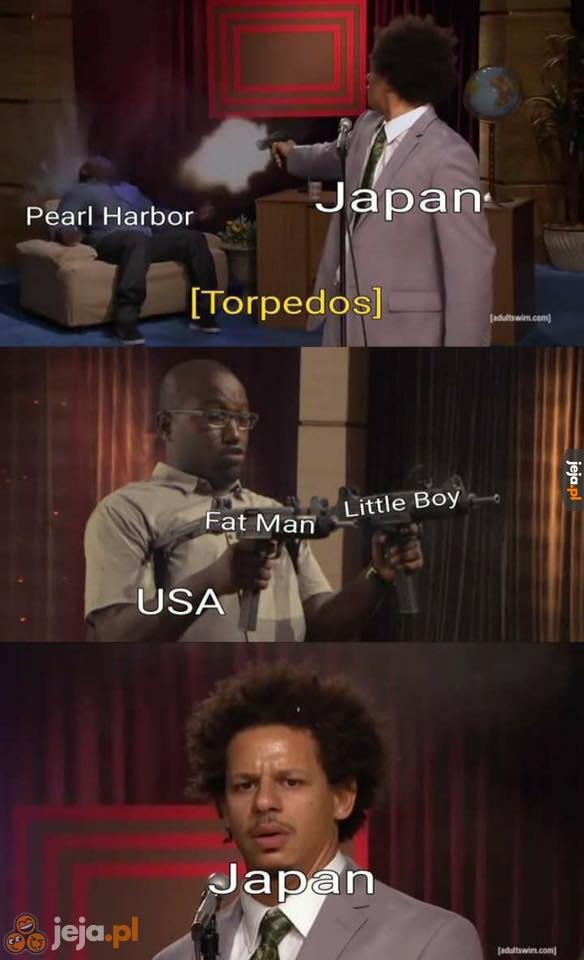 Jak Japonia zakończyła swój udział w II WŚ