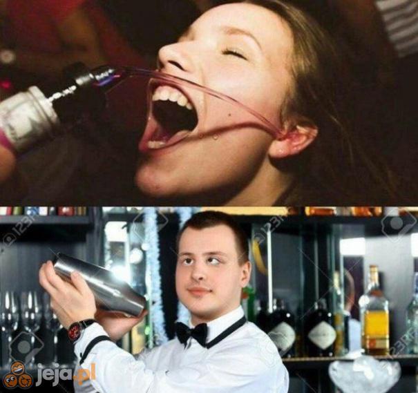 Barman roku