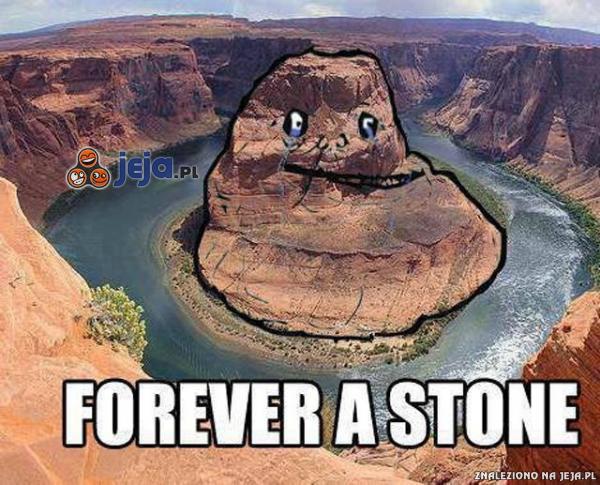 Biedny Wielki Kanion...