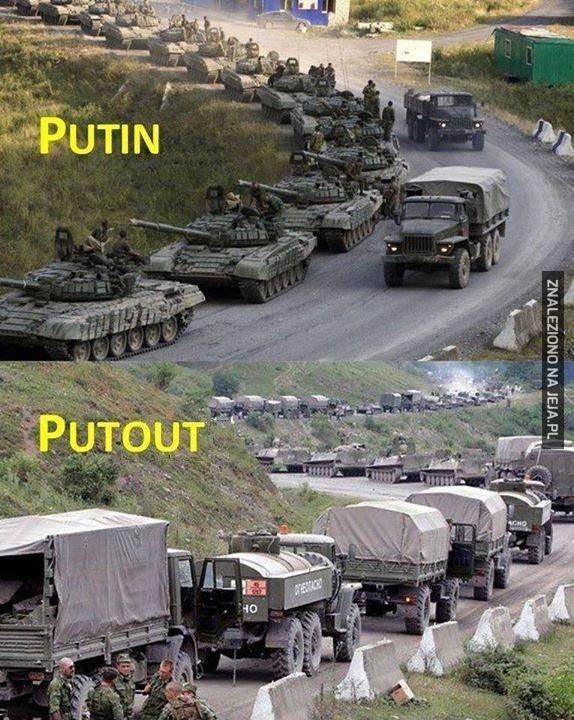 Putin - Putout