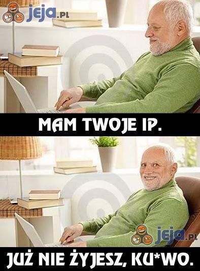 Mam Twoje IP