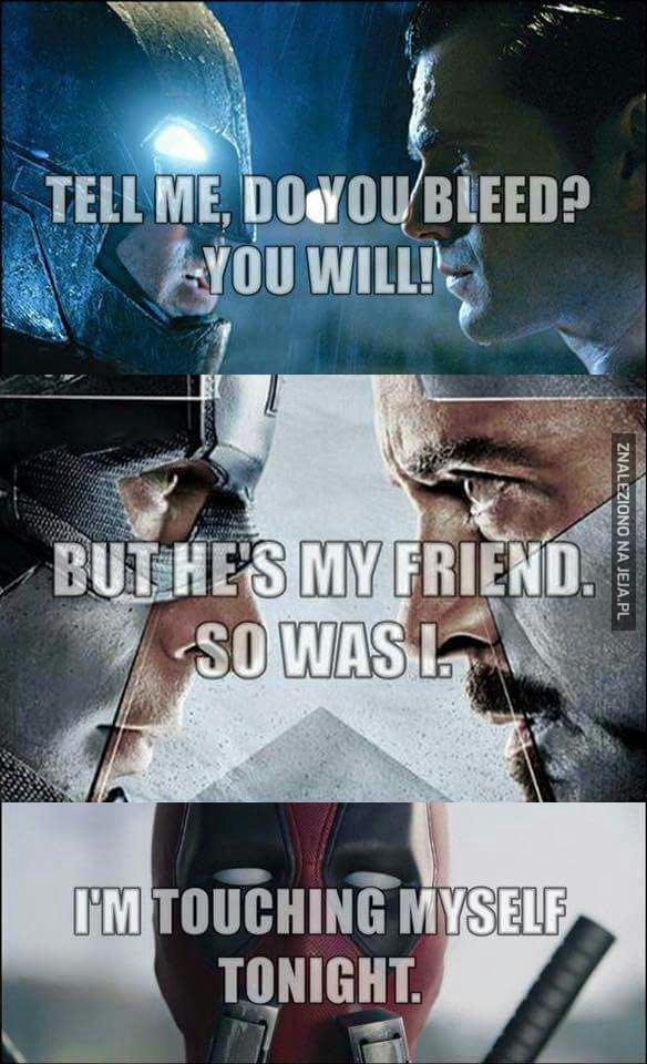 Deadpool wygrywa