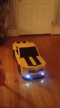 Jestę Transformersę