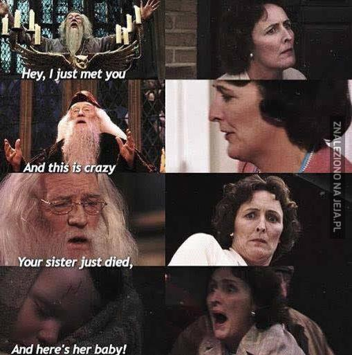 Dumbledore to niezły troll