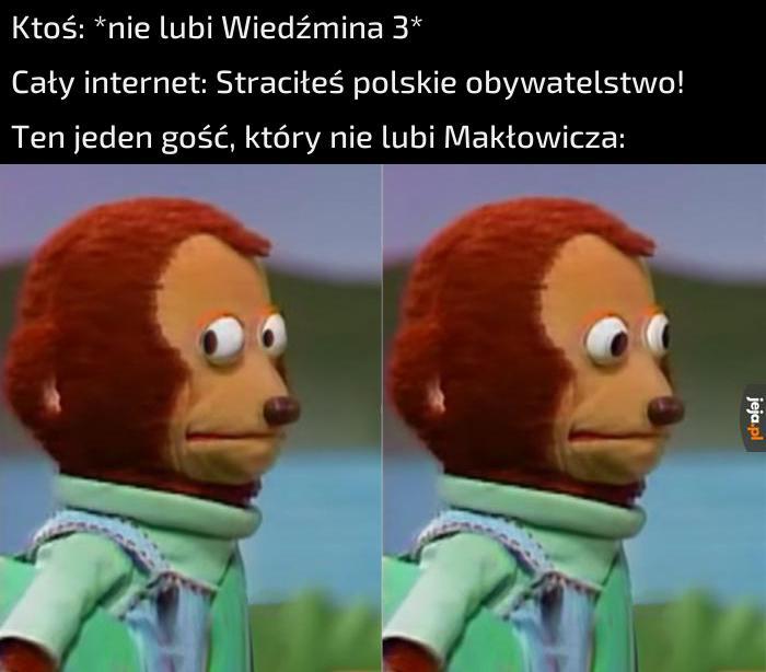 Jak można nie lubić Makłowicza?!