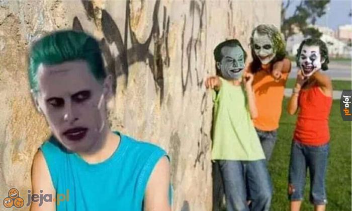Każdy Joker jest świetny... no, prawie