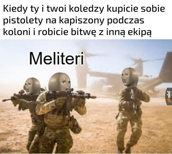 Wojsko jak się patrzy