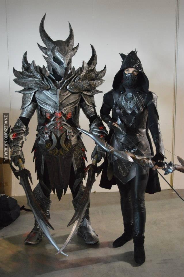 Mistrzowski cosplay