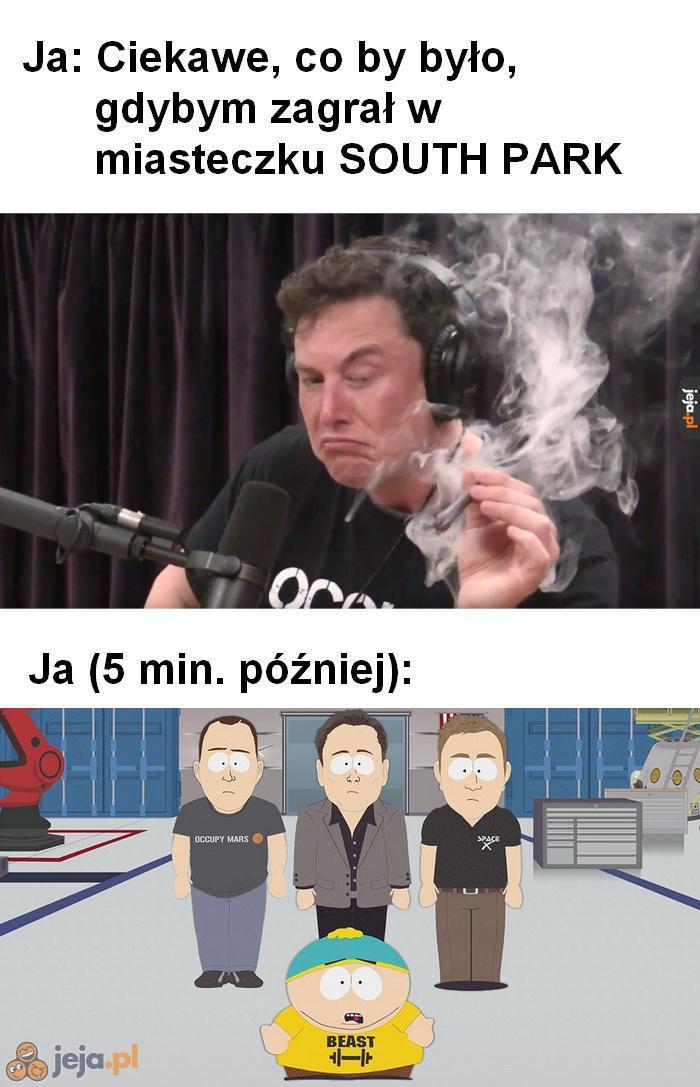 Kosmiczny South Park