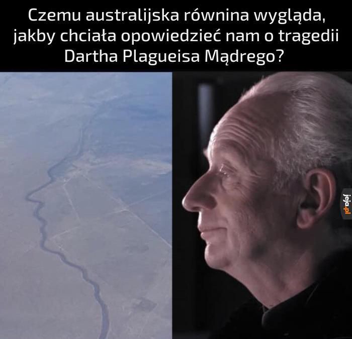 To nie jest historia, którą usłyszycie od Jedi