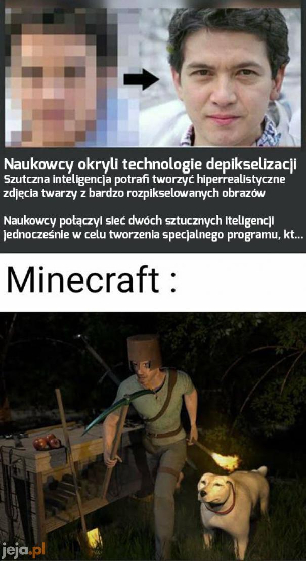 Minecraft 2.0 zapowiada się świetnie