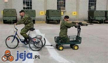 Siły militarne