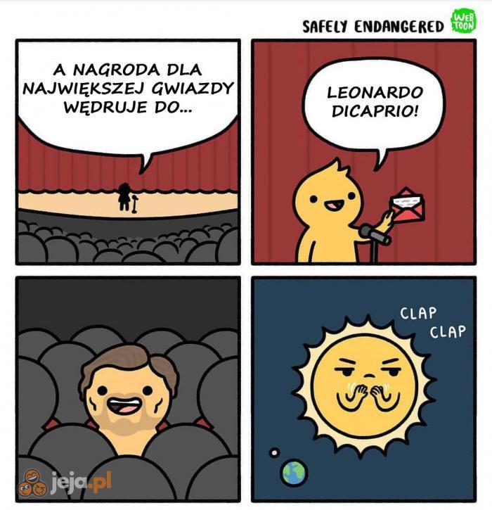 Słońce nie lubi tego