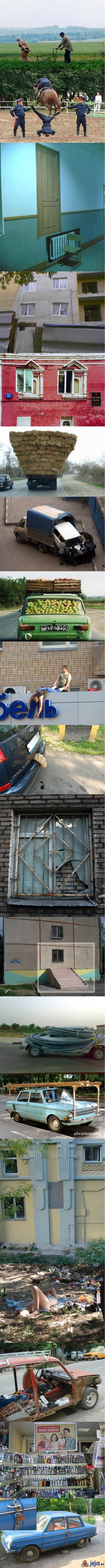 Prosto z Rosji
