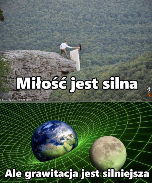 Takie są prawa fizyki