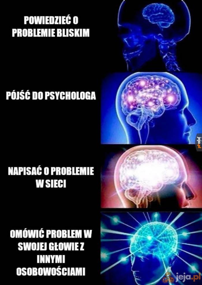 Jak radzić sobie z problemami