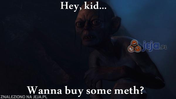 Hej, młody...