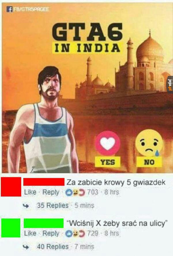 Indyjskie GTA