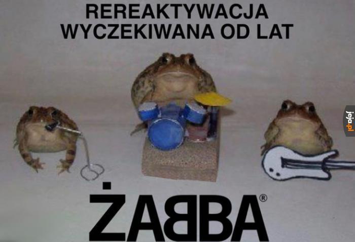 Żabba