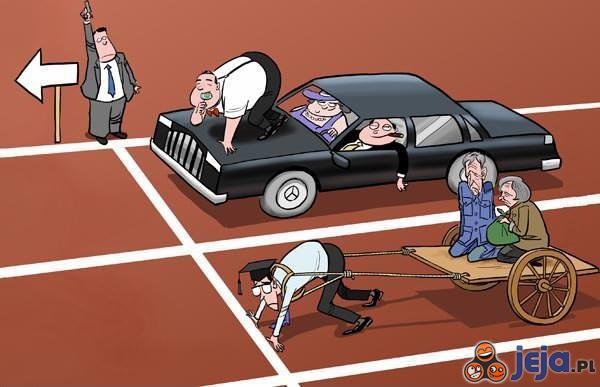 Bogaci vs biedni