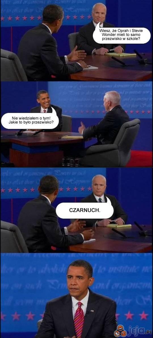 Obama zgaduje