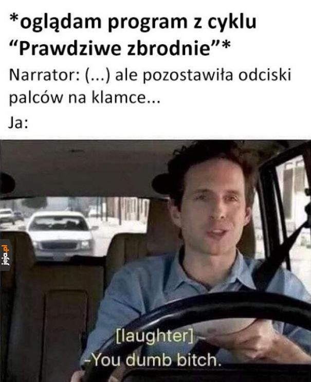 Co za głupota