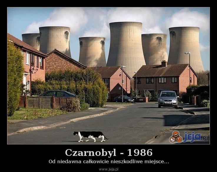 Czarnobyl - 1986