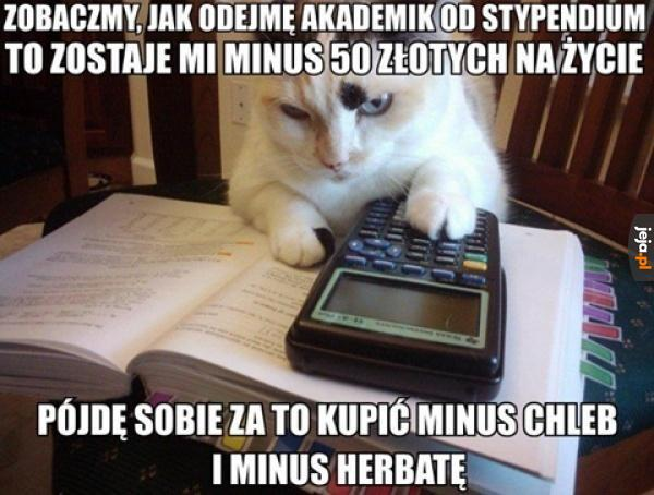Studencki budżet