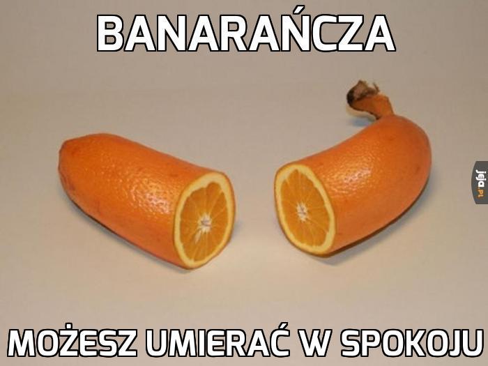 Banarańcza