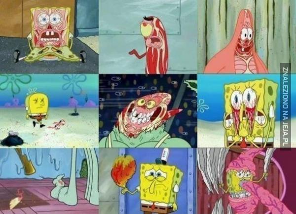 Śmiecie narzekać na anime? A na Spongeboba nie?