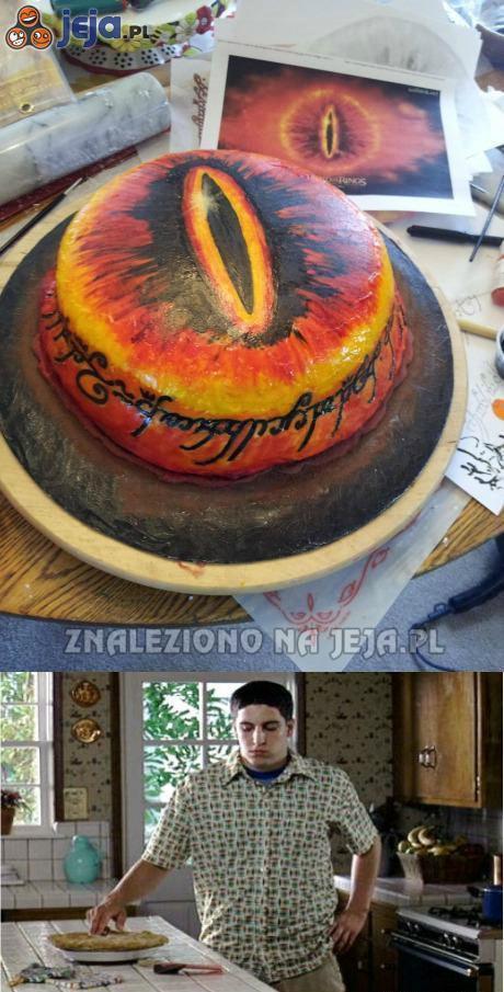 """Tort dla fana """"Władcy pierścieni""""... czyżby?"""