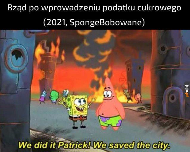 Tymczasem miasto takie zadowolone nie jest
