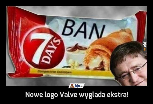 Nowe logo Valve wygląda ekstra!