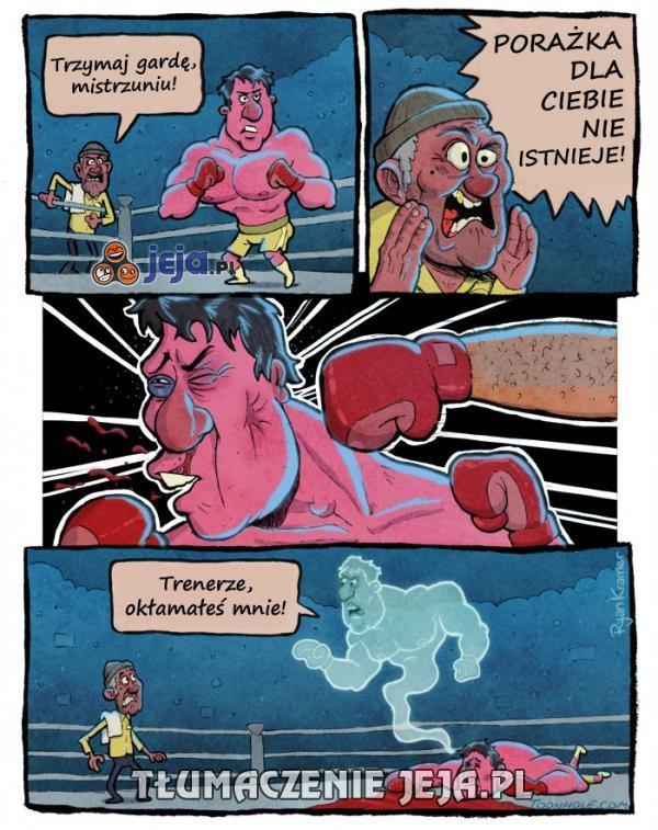 Oszustwo na ringu