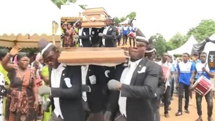 Pogrzeb mema o pogrzebie