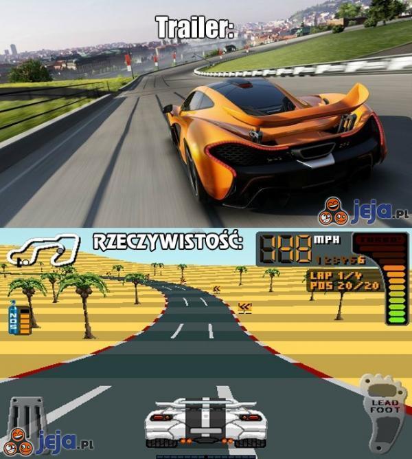 Tymczasem w świecie gier...