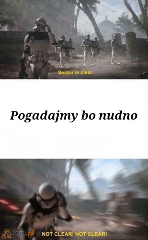 Uciekać!