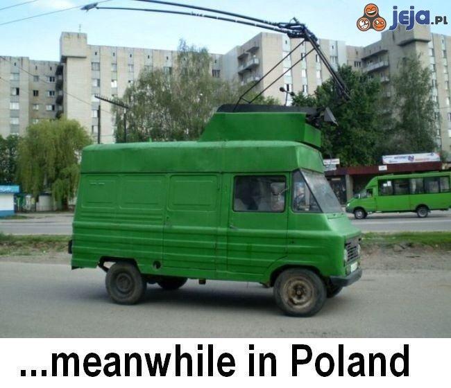 Polski trolejbus
