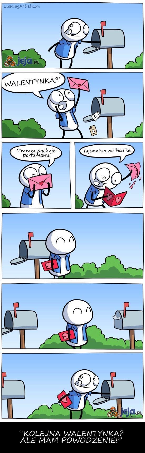 Walentynkowy złodziej