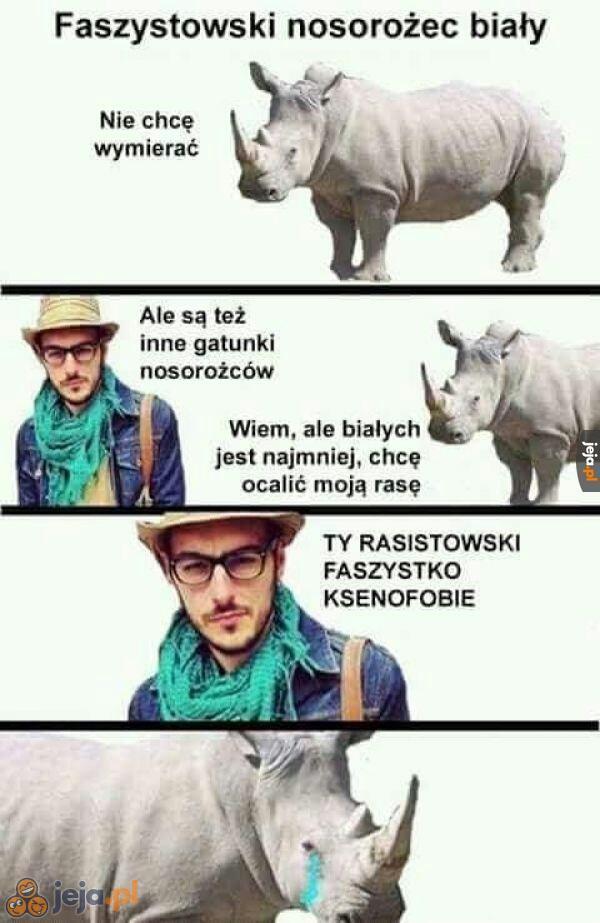 Nosorożec ksenofob