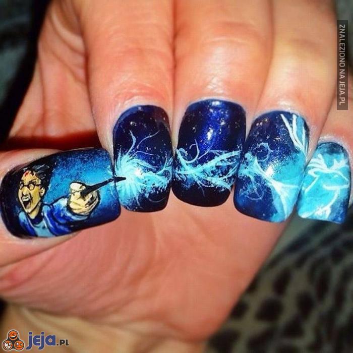 Kozackie paznokcie