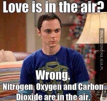 Miłość w powietrzu
