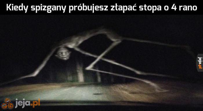 Pan w stronę Wałbrzycha?