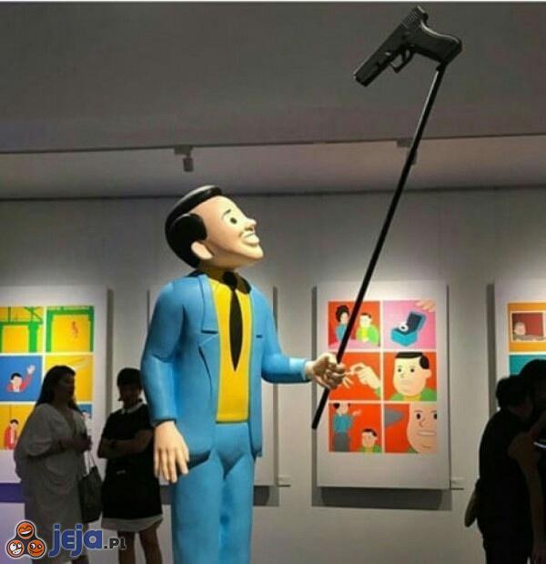 Idealny selfie-stick nie istnie-