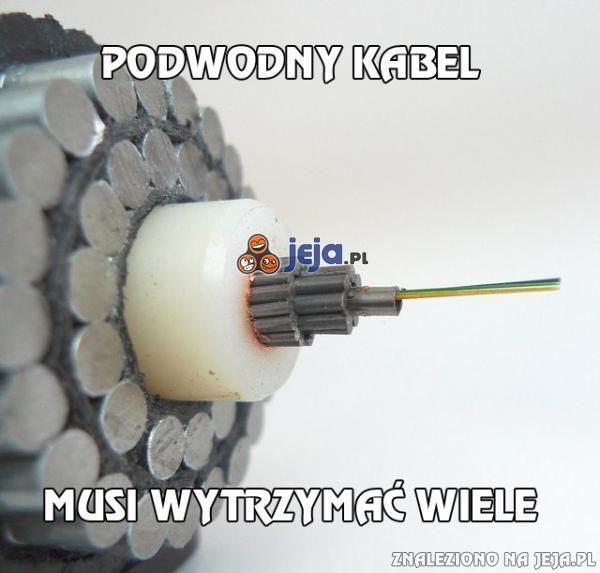 Podwodny kabel