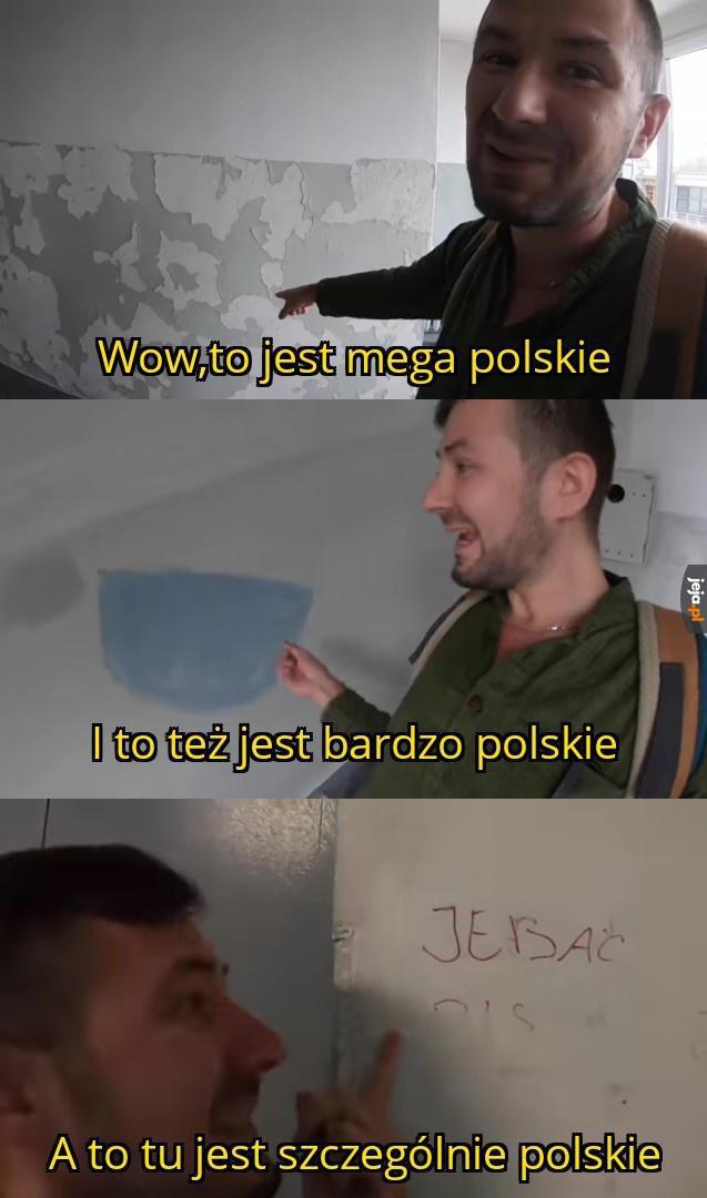 Dave z Ameryki ocenia polskość rzeczy