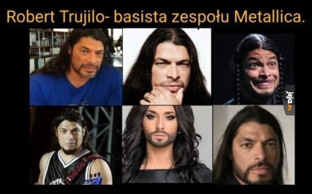 Robert Trujilo