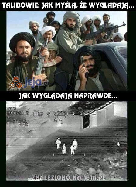 Ach, ci Talibowie...