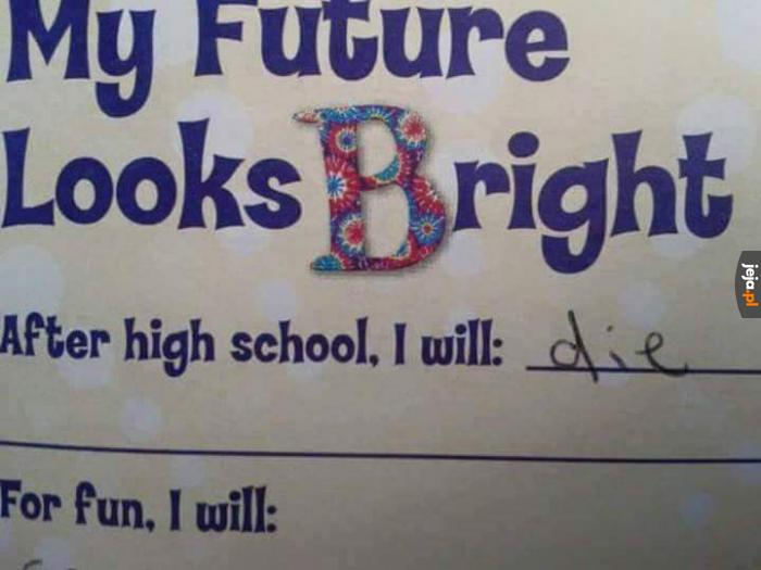 Świetlana przyszłość