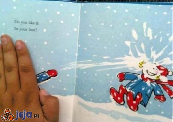 Niemoralna książka dla dzieci